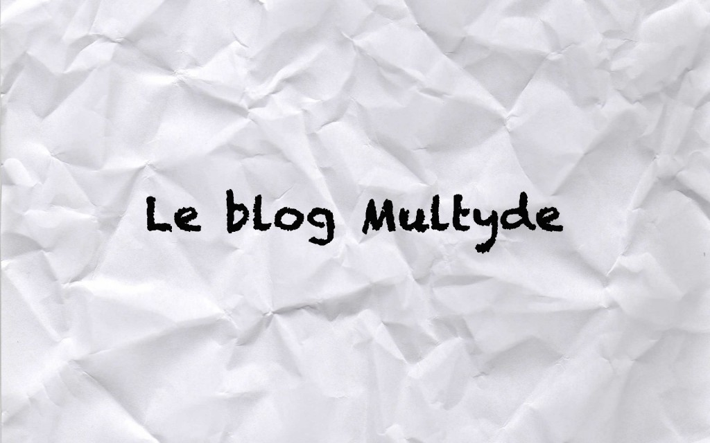 Le blog multyde